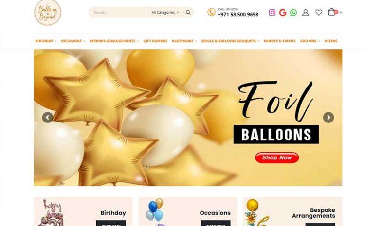 Balloons N Beyond